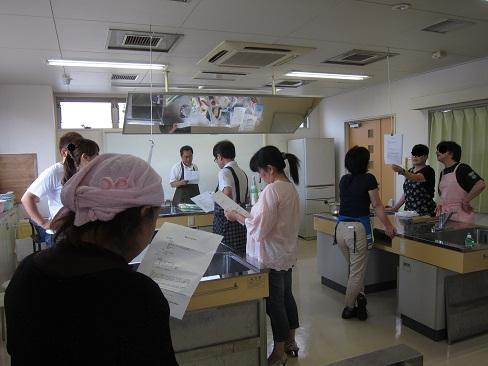 創作料理教室