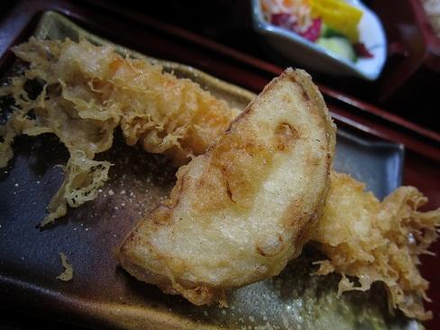 車海老天ぷら